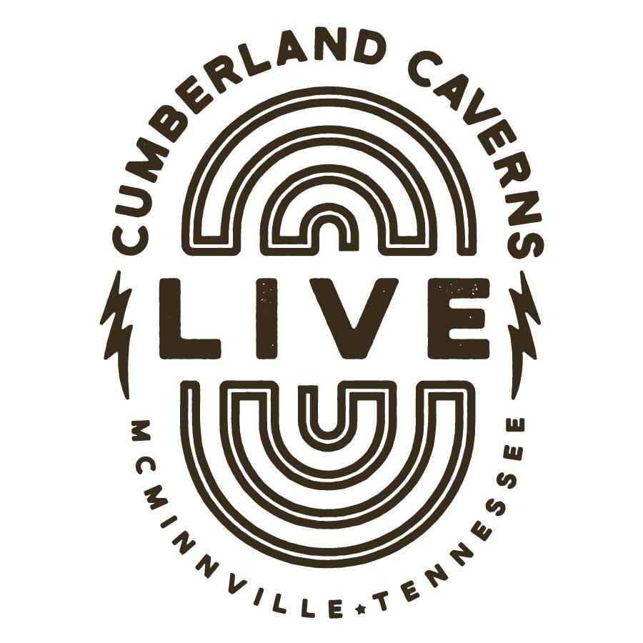 Cumberland Caverns Live Logo