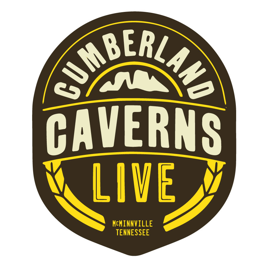 Cumberland Caverns Live - Color Logo