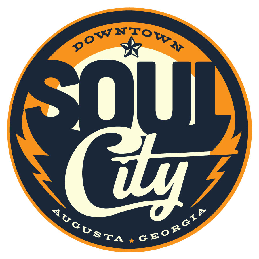 Downtown Soul City - Badge Logo