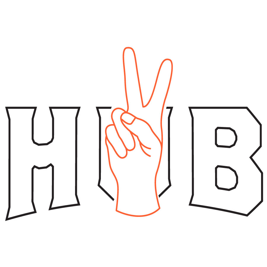 Hub Logo - Peace Sign