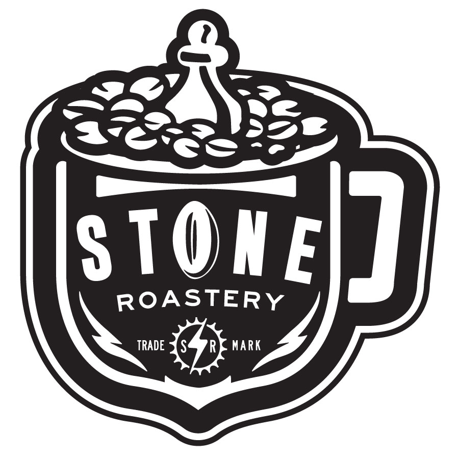 Stone Roastery Cup Logo