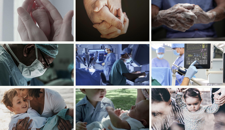 Aiken Regional Medical Center - Photo Collage