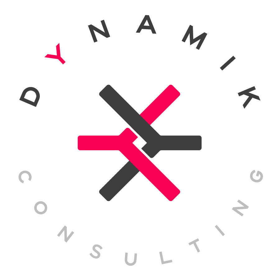 Dynamik Consulting Badge Logo