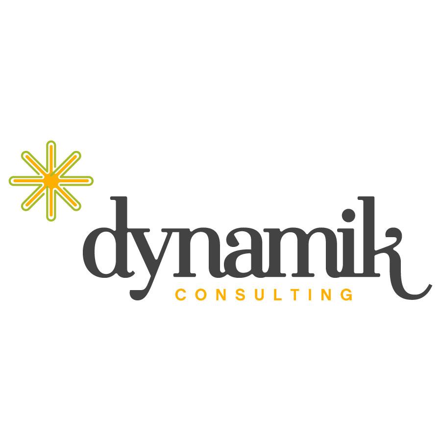 Dynamik Consulting Horizontal Logo