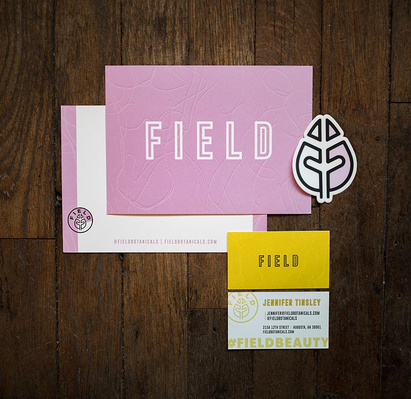 Field Botanical - Marketing Materials