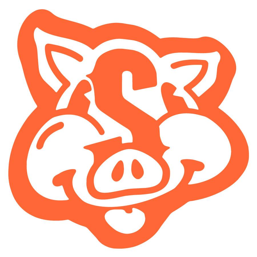 Southbound Smokehouse Pig Logo