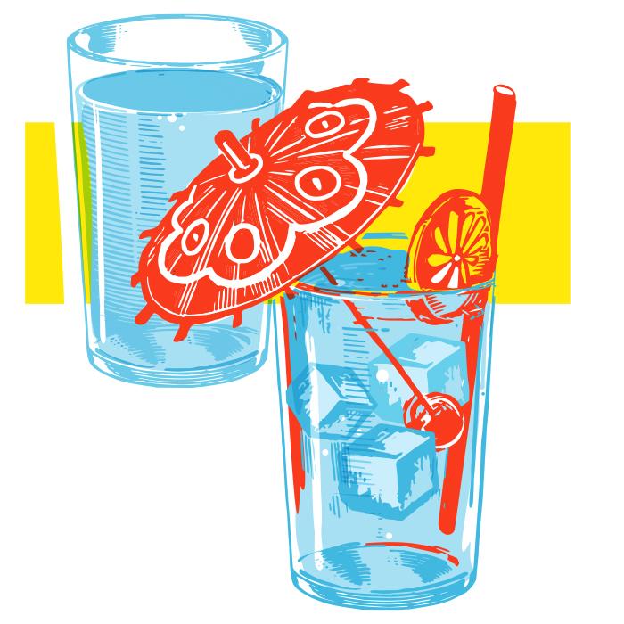 Kruhu Process - Ice Cold Beverage
