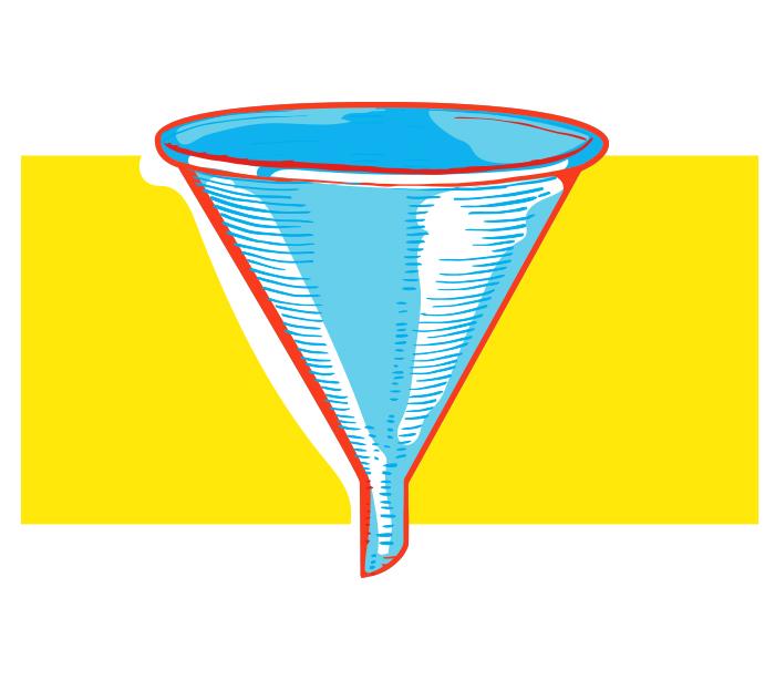 Kruhu Process - Funnel
